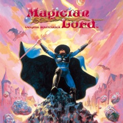 Magician Lord Original Soundtrack (Vinyl)