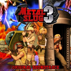 Metal Slug 3 (CD)