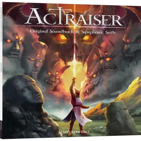 ActRaiser Original Soundtrack & Symphonic Suite (Vinyl)