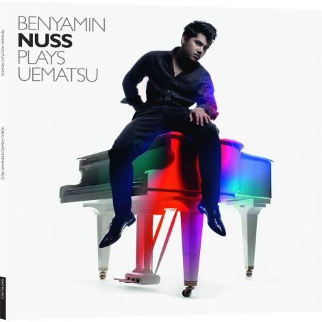 Benyamin Nuss Plays Uematsu Vinyl - Regular Edition