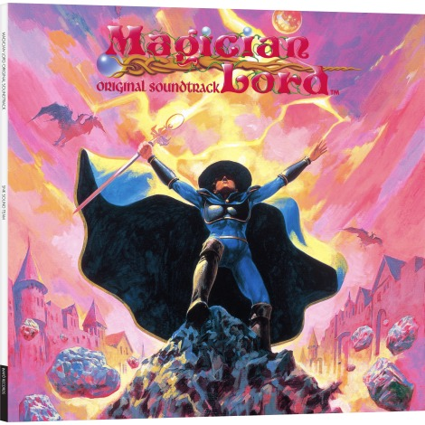 Magician Lord Original Soundtrack (Vinyl)