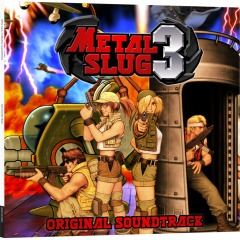 Metal Slug 3 Original Soundtrack LP