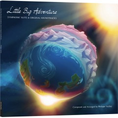 Little Big Adventure Symphonic (Vinyle)