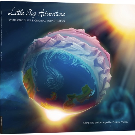 Little Big Adventure Symphonic Suite (Vinyl)