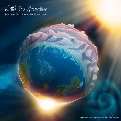 Little Big Adventure Symphonic Suite (Vinyle)