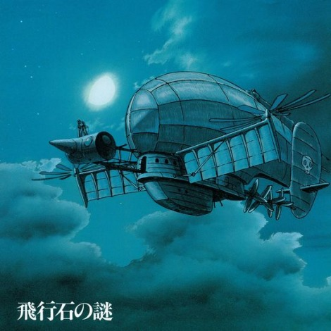 Castle In The Sky (Vinyl)