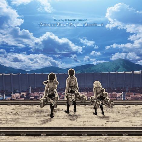 Attack on Titan Season 1 (CD)