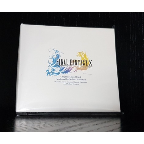 Final Fantasy X Original Soundtrack