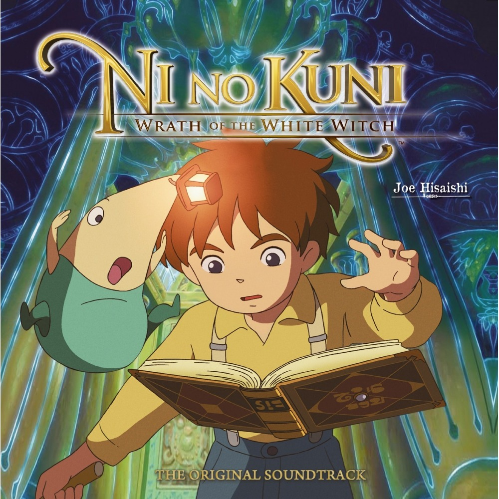 Ni no Kuni: Wrath of the White Witch OST