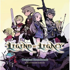 The Legend of Legacy (CD)