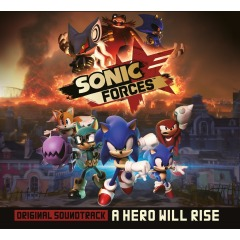 Sonic Forces - A Hero Will Rise (CD)