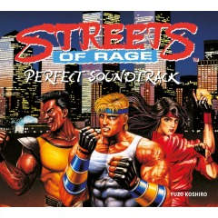 Streets of Rage Perfect Soundtrack (CD)
