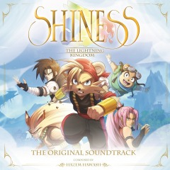 Shiness: The Lightning Kingdom (CD)