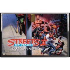 Streets of Rage 2 Perfect Soundtrack (Tape)