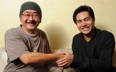 Benyamin Nuss and Nobuo Uematsu