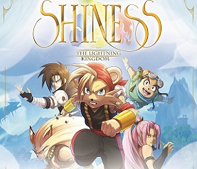 Shiness Original Soundtrack