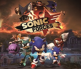 Sonic Forces OST