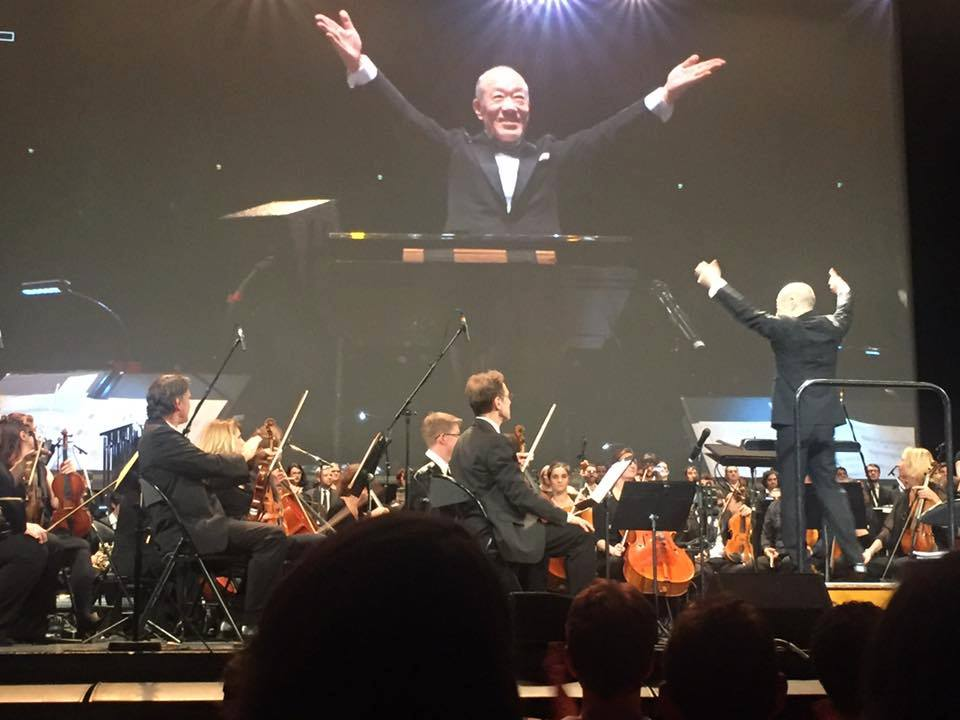 Joe Hisaishi Ghibli concert