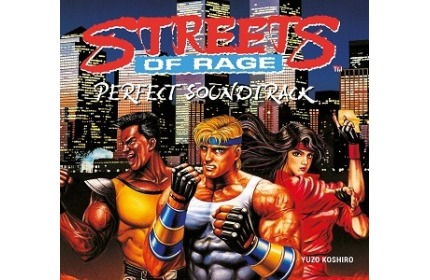 Streets of Rage: Perfect Soundtrack l'OST en édition ultime disponible !
