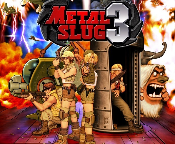 Metal Slug 3 Original Soundtrack Vinyl Edition