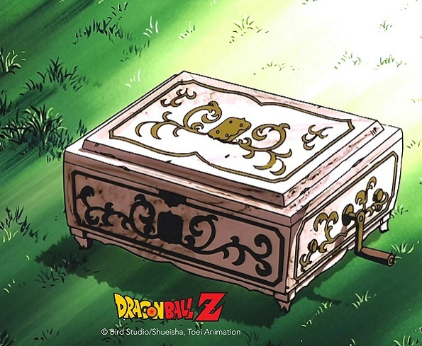Dragon Ball Z - Tapion Music Box