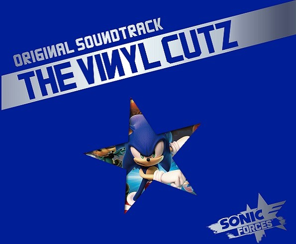 Sonic Forces - The Vinyl Cutz